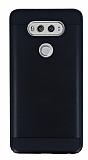 Eiroo Iron Shield LG V20 Ultra Koruma Siyah Kılıf
