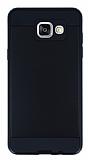 Eiroo Iron Shield Samsung Galaxy A3 2016 Ultra Koruma Siyah Kılıf