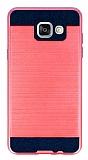 Eiroo Iron Shield Samsung Galaxy A3 2016 Ultra Koruma Kırmızı Kılıf