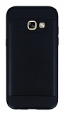 Eiroo Iron Shield Samsung Galaxy A3 2017 Ultra Koruma Siyah Kılıf