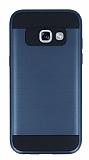 Eiroo Iron Shield Samsung Galaxy A5 2017 Ultra Koruma Lacivert Kılıf