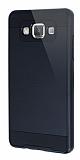 Eiroo Iron Shield Samsung Galaxy A5 Ultra Koruma Siyah Kılıf