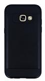 Eiroo Iron Shield Samsung Galaxy A7 2017 Ultra Koruma Siyah Kılıf