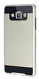 Eiroo Iron Shield Samsung Galaxy A7 Ultra Koruma Gold Kılıf