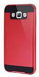 Eiroo Iron Shield Samsung Galaxy A8 Ultra Koruma Kırmızı Kılıf
