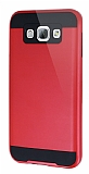 Eiroo Iron Shield Samsung Galaxy A8 Ultra Koruma K�rm�z� K�l�f