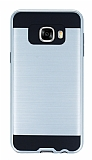 Eiroo Iron Shield Samsung Galaxy C5 Ultra Koruma Silver Kılıf