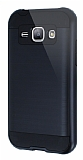 Eiroo Iron Shield Samsung Galaxy J1 Ultra Koruma Siyah Kılıf