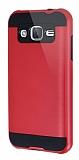 Eiroo Iron Shield Samsung Galaxy J2 Ultra Koruma Kırmızı Kılıf