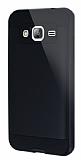 Eiroo Iron Shield Samsung Galaxy J3 Ultra Koruma Siyah Kılıf