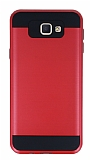 Eiroo Iron Shield Samsung Galaxy J5 Prime Ultra Koruma Kırmızı Kılıf