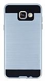 Eiroo Iron Shield Samsung Galaxy J7 Max Ultra Koruma Silver Kılıf