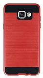 Eiroo Iron Shield Samsung Galaxy J7 Max Ultra Koruma Kırmızı Kılıf