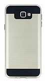 Eiroo Iron Shield Samsung Galaxy J7 Prime Ultra Koruma Gold Kılıf