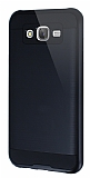 Eiroo Iron Shield Samsung Galaxy J7 Ultra Koruma Siyah Kılıf