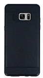 Eiroo Iron Shield Samsung Galaxy Note 7 Ultra Koruma Siyah Kılıf