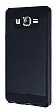 Eiroo Iron Shield Samsung Galaxy On7 Ultra Koruma Siyah Kılıf