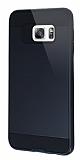 Eiroo Iron Shield Samsung Galaxy S6 Edge Plus Ultra Koruma Siyah K�l�f
