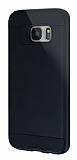 Eiroo Iron Shield Samsung Galaxy S7 Edge Ultra Koruma Siyah Kılıf