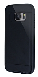 Eiroo Iron Shield Samsung Galaxy S7 Ultra Koruma Siyah Kılıf