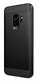 Eiroo Iron Shield Samsung Grand Prime Pro J250F Ultra Koruma Siyah Kılıf