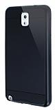 Eiroo Iron Shield Samsung N9000 Galaxy Note 3 Ultra Koruma Siyah Kılıf