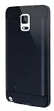 Eiroo Iron Shield Samsung N9100 Galaxy Note 4 Ultra Koruma Siyah K�l�f