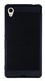 Eiroo Iron Shield Sony Xperia M4 Aqua Ultra Koruma Siyah Kılıf
