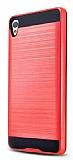 Eiroo Iron Shield Sony Xperia XA Ultra Kırmızı Kılıf
