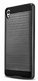Eiroo Iron Shield Sony Xperia XA Ultra Siyah Kılıf