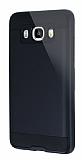 Eiroo Iron Shield Samsung Galaxy J5 2016 Ultra Koruma Siyah Kılıf
