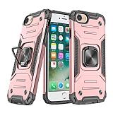 Eiroo Kickstand iPhone 7 / 8 Ultra Koruma Rose Gold Kılıf