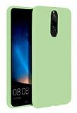 Eiroo Lansman Huawei Mate 10 Lite Yeşil Silikon Kılıf