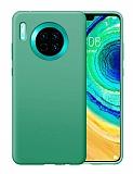 Eiroo Lansman Huawei Mate 30 Yeşil Silikon Kılıf