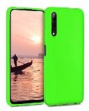 Eiroo Lansman Huawei P Smart Pro 2019 Yeşil Silikon Kılıf