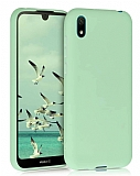 Eiroo Lansman Huawei Y5 2019 Yeşil Silikon Kılıf