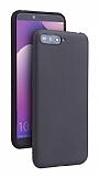 Eiroo Lansman Huawei Y6 2018 Siyah Silikon Kılıf