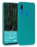 Eiroo Lansman Huawei Y9 Prime 2019 / P Smart Z Turkuaz Silikon Kılıf