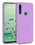 Eiroo Lansman Huawei Y9 Prime 2019 / P Smart Z Lila Silikon Kılıf