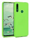 Eiroo Lansman Huawei Y9 Prime 2019 / P Smart Z Yeşil Silikon Kılıf