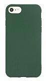 Eiroo Lansman iPhone 6 Plus / 6S Plus Koyu Yeşil Silikon Kılıf