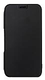 Eiroo Lansman iPhone 7 Plus / 8 Plus Silikon Kapaklı Siyah Kılıf