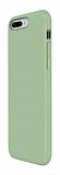 Eiroo Lansman iPhone 7 Plus / 8 Plus Yeşil Silikon Kılıf