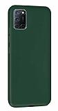 Eiroo Lansman Oppo A92 Yeşil Silikon Kılıf