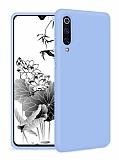 Eiroo Lansman Samsung Galaxy A30S Mavi Silikon Kılıf