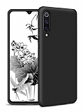 Eiroo Lansman Samsung Galaxy A30S Siyah Silikon Kılıf