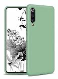 Eiroo Lansman Samsung Galaxy A50S Yeşil Silikon Kılıf