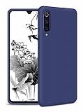 Eiroo Lansman Samsung Galaxy A50S Lacivert Silikon Kılıf
