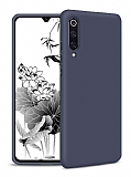 Eiroo Lansman Samsung Galaxy A50S Gri Silikon Kılıf