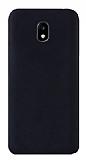 Eiroo Lansman Samsung Galaxy J7 Pro 2017 Siyah Silikon Kılıf